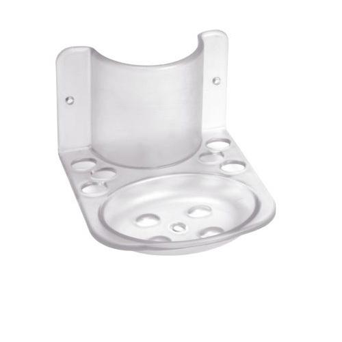 Unbreakable soap dish 4in1