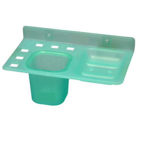 Unbreakable 4in1 Soap Dish
