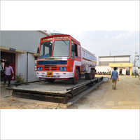 Electronic Pitless Type Weighbridge