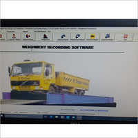 Weigh Bridge Application Software