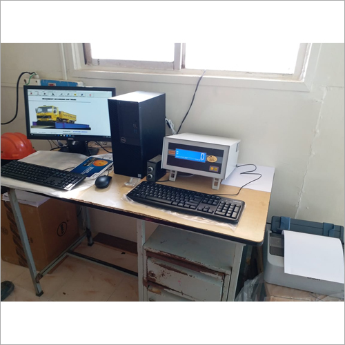 Weigh Bridge Indicator With PC Software