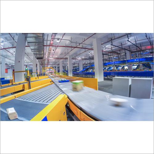 Conveyor Weighing System