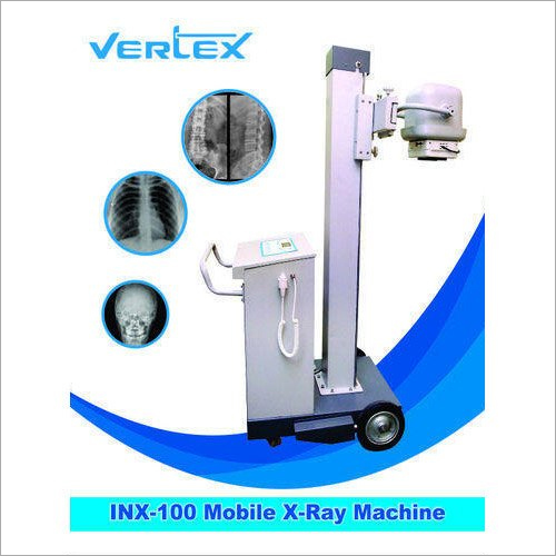 INX-100 Mobile X-Ray Machine