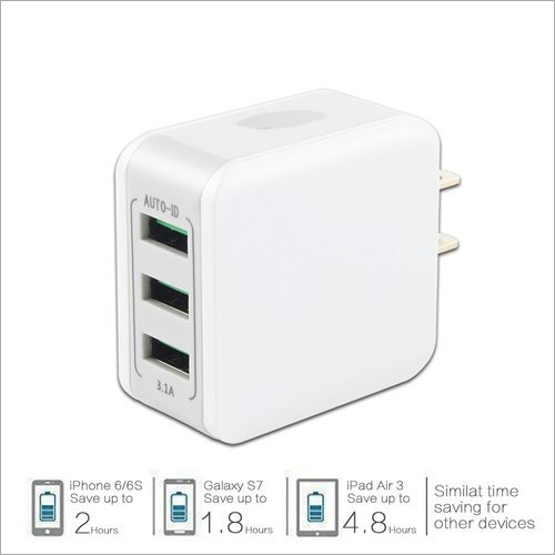 3 USB Charging Adapter