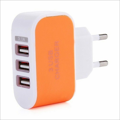 3.1 A 3 USB Charging Adapter