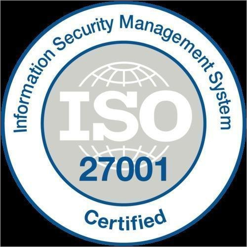 ISO 27001 2013 ISMS Certification Service