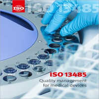 ISO 13485 2016 Certification Service