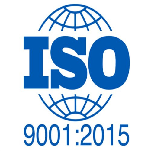 ISO 9001 2015 Certification Service