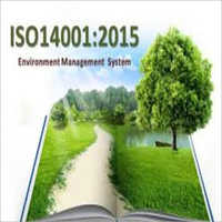 ISO 14001 2015 Certification Service