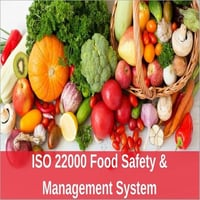 ISO 22000 2018 Certification Service