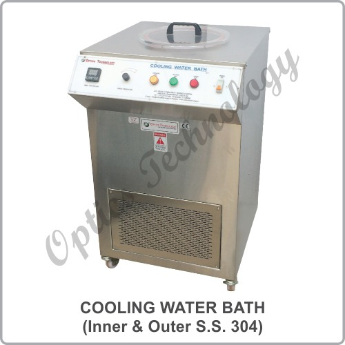 S. S. 304 Cooling Water Bath