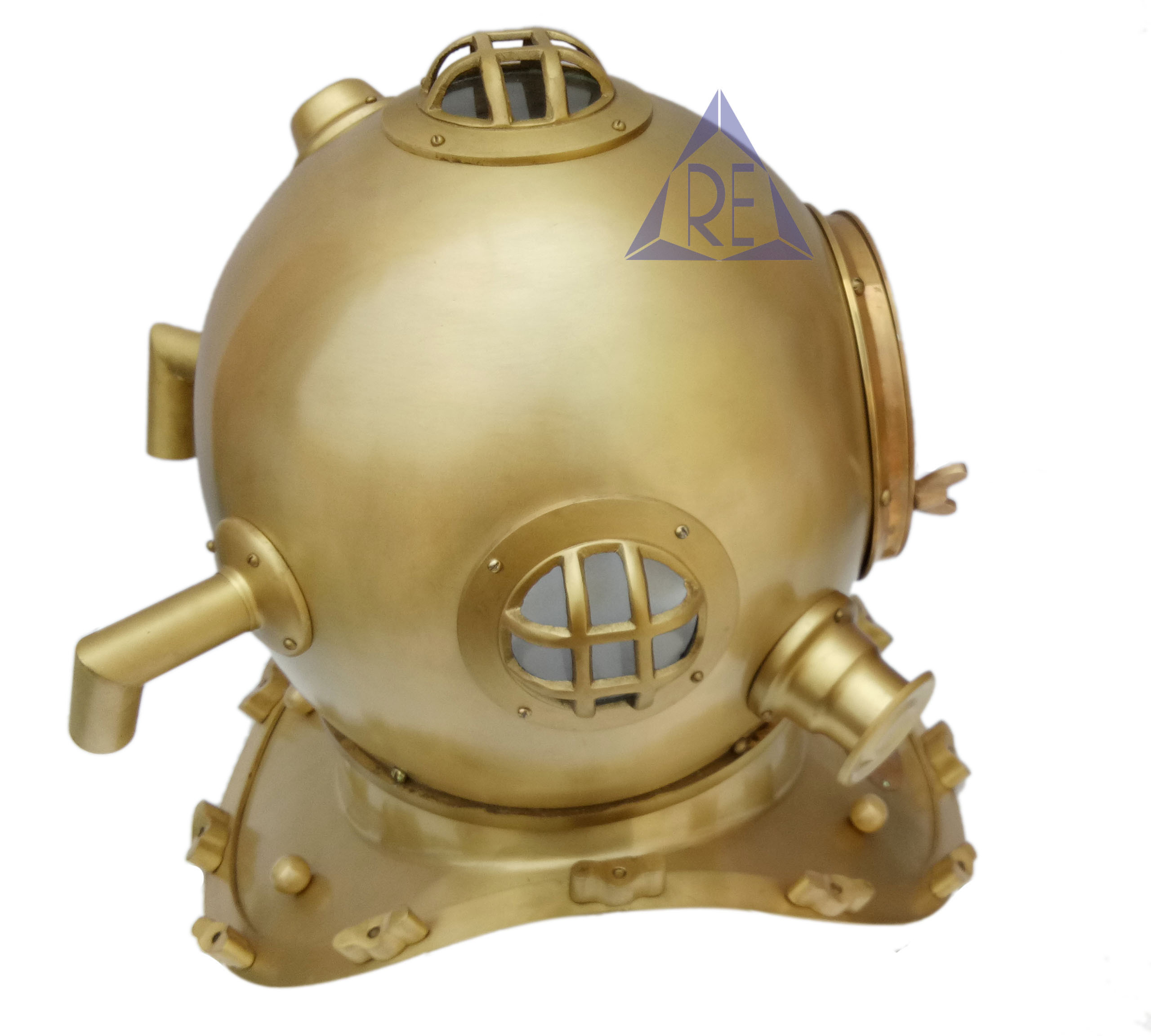 Anchor Engineering Home Decor Gifted Diving/Divers Helmet