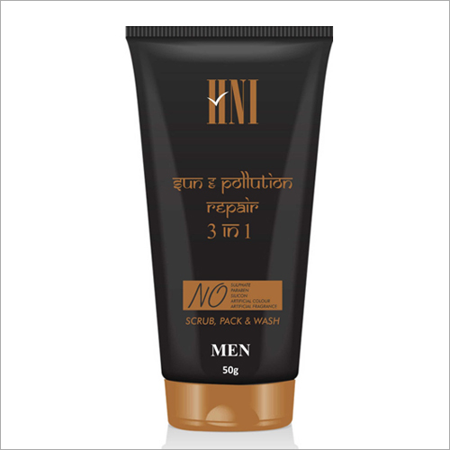 50 gm Men 3 In 1 Sun And Pollution Repair Scrub