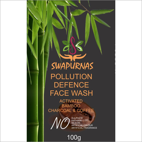 Pollution Defence Face Wash