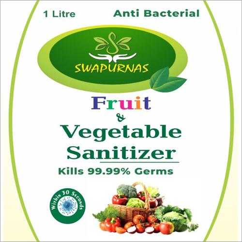 1 Ltr Fruit And Vegetable Sanitizer