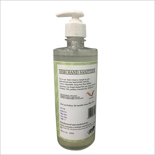 Nish Hand Sanitizer