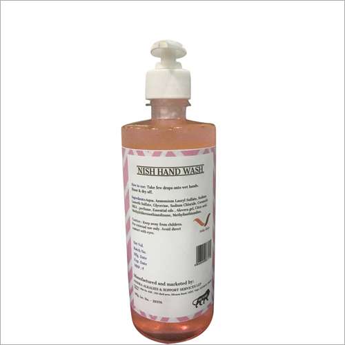 Safe Touch Hand Wash