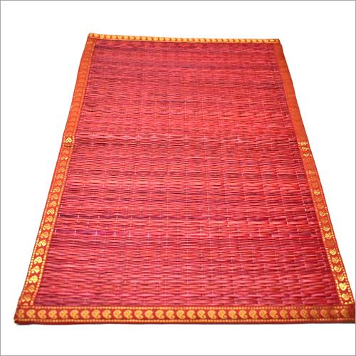 Dyed Straw Mat