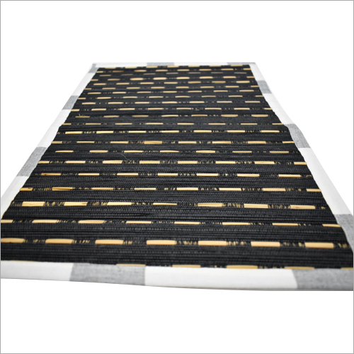 Floor Jacquard Bamboo Mat