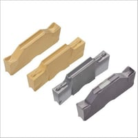 Stainless Steel Grooving Inserts