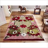 Floral Printed Carpet