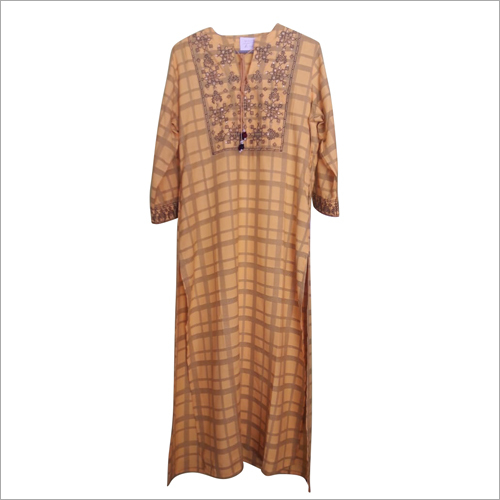 Ladies Full Sleeves Kurtis