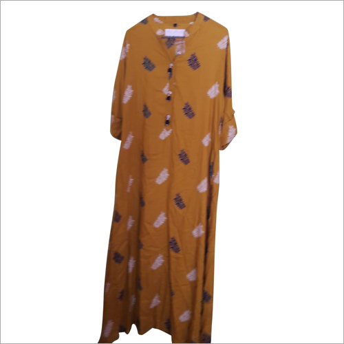 Ladies Designer Printed Kurtis