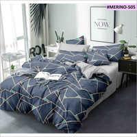 Printed Quilt Bedspread