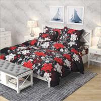 Floral Print Quilt
