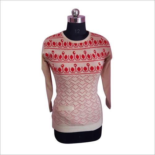 Ladies Full Sleeves Winter Top