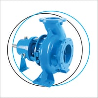 Single Stage - End Suction Back Pull Out Type Centrifugal Process Pumps