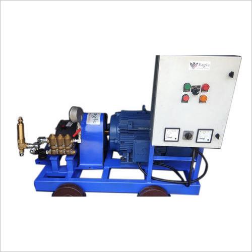 Motorized Hydro Pressure Testing Pump