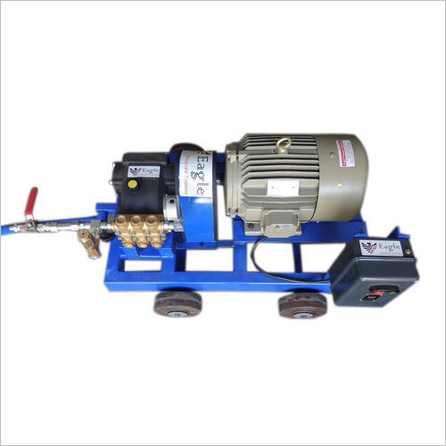 15 Lpm -200 Bar Hydrostatic Pressure Test Pump
