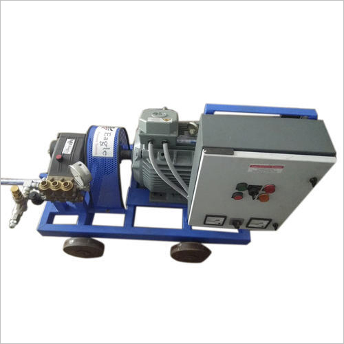 Electric - Diesel Engine Driven Hydro Test Pumps