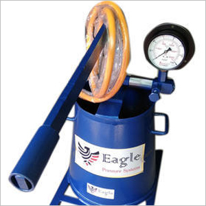 Hand Operated Hydraulic Pressure Test Pump