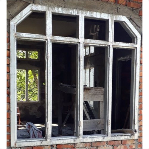 Galvanized Steel Window Frame