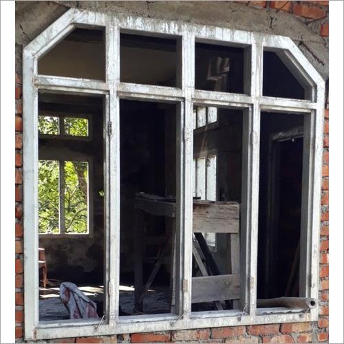 Galvanized Steel Window Frame