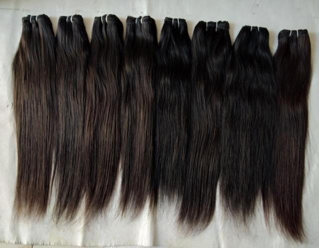 Black Straight Hair