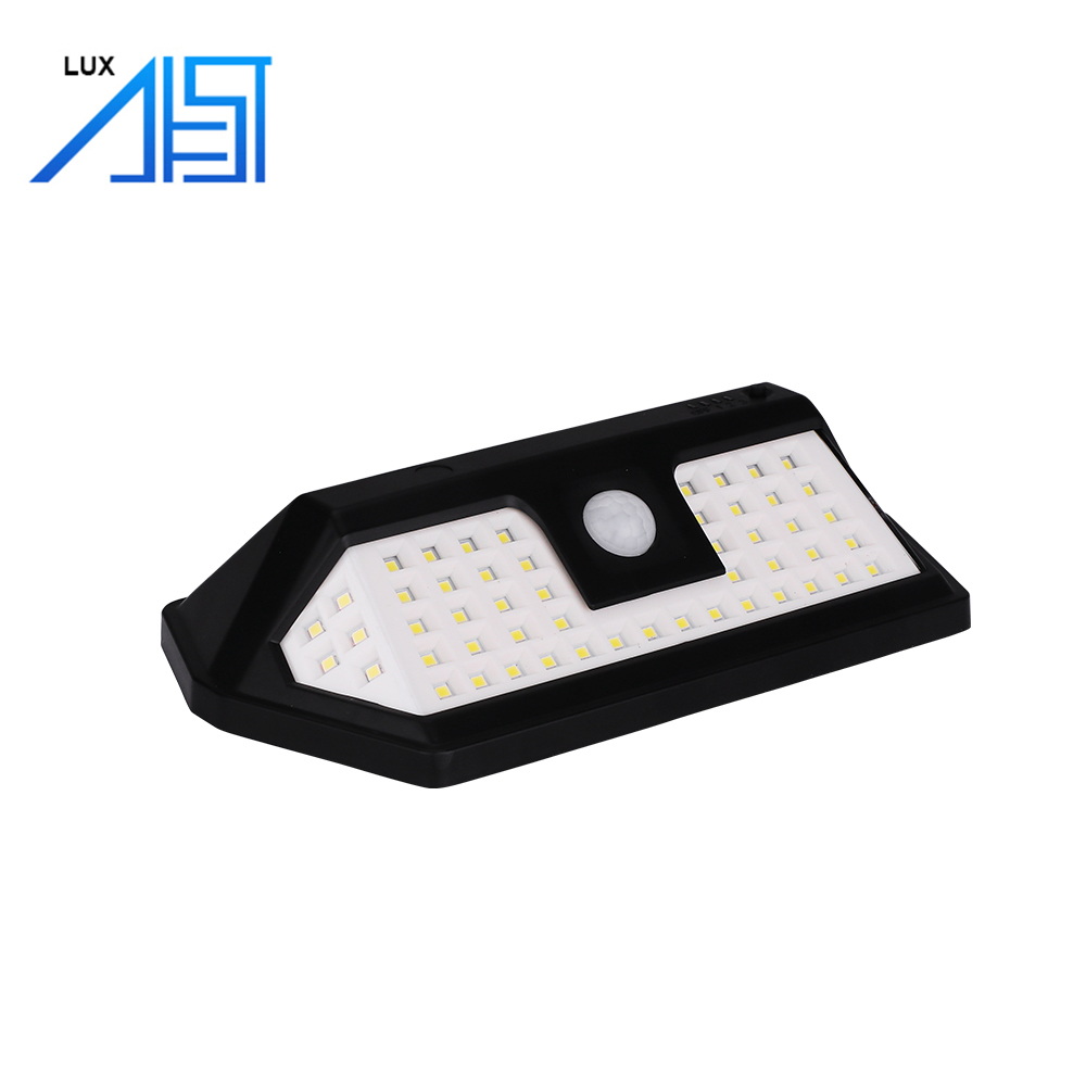 66 LED Solar Motion Sensor Security Lamp