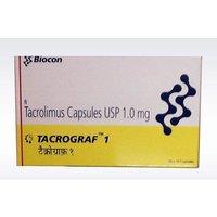 Tacrograf 1mg Tacrolimus Capsule