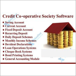 Credit Cooperative Society Software