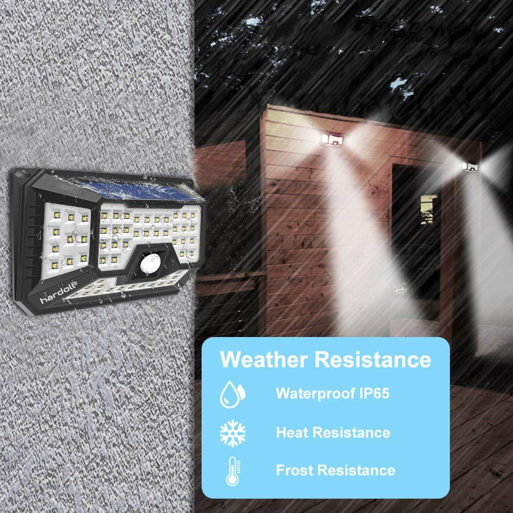 66 Led Outdoor Solar Motion Sensor  Waterproof Lamp