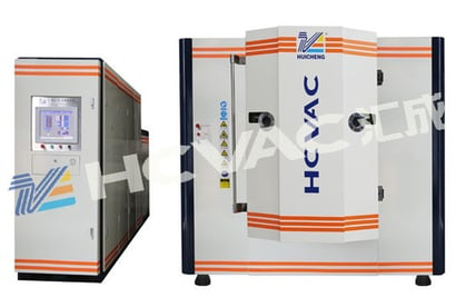 Pvd Real Gold Chrome Silver Rhodium Vacuum Plating Machine For Watch Jewelry Certifications: Ce