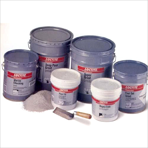 Grouting And Floor Fill Compounds