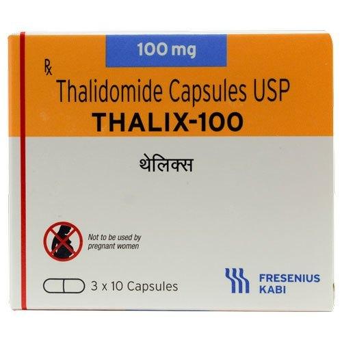 Thalix 100mg Thalidomide Capsule