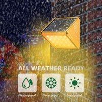 20 LED Solar Motion Sensor Lamp