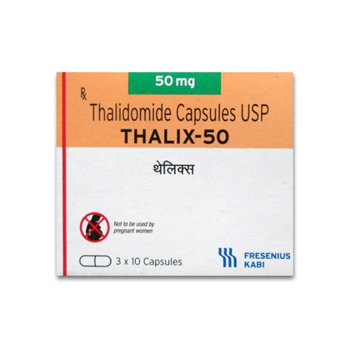 Thalix 50mg Thalidomide Capsule