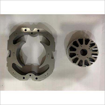 Mixi Rotor And Stator