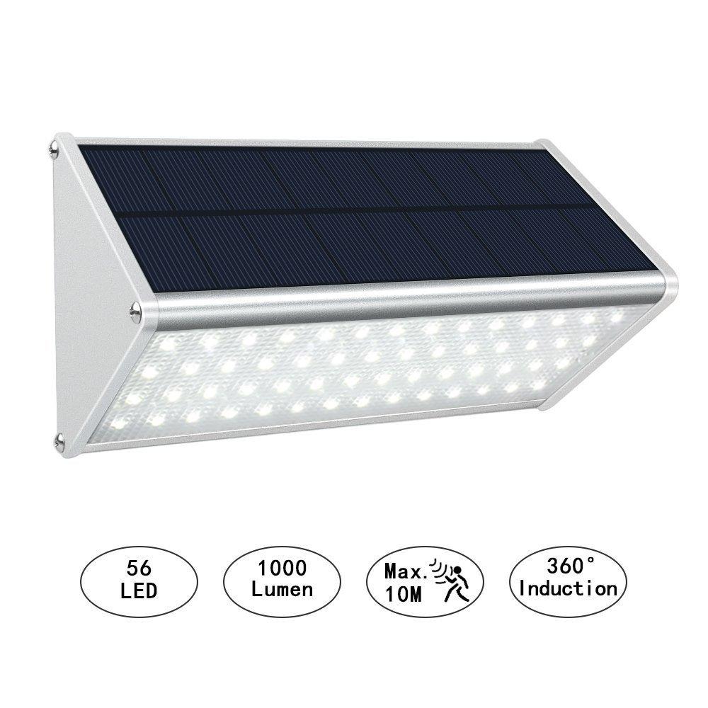 56 Led Solar Motion Sensor Lamp
