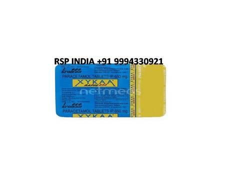 Xykaa Rapid 650 Mg Tablets